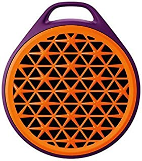 Logitech X50 Bluetooth Speakers (Purple-Orange)- [980-001077], S-00149