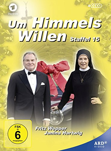 Um Himmels Willen - Staffel 15 (4 DVDs)