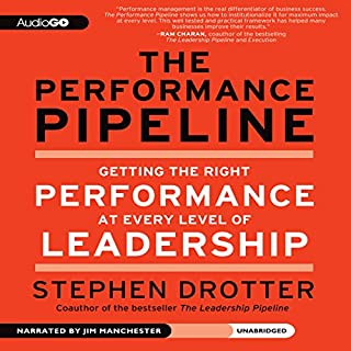 The Performance Pipeline audiobook cover art