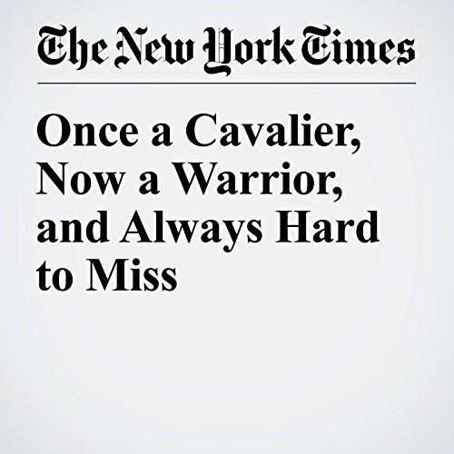 Once a Cavalier, Now a Warrior, and Always Hard to Miss audiobook cover art