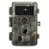 GardePro A3 Trail Camera (2020) 20MP 1080P H.264 Video Game Camera with Clear 100ft No Glow Infrared...