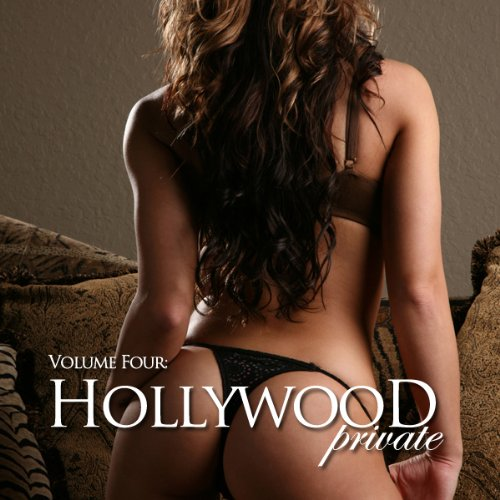Hollywood Private - Volume 2 - Erotic Short Stories audiobook cover art