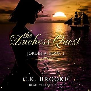 The Duchess Quest audiobook cover art