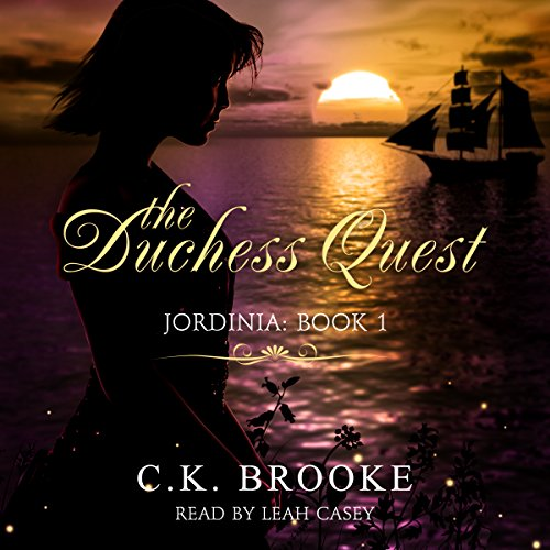 Couverture de The Duchess Quest