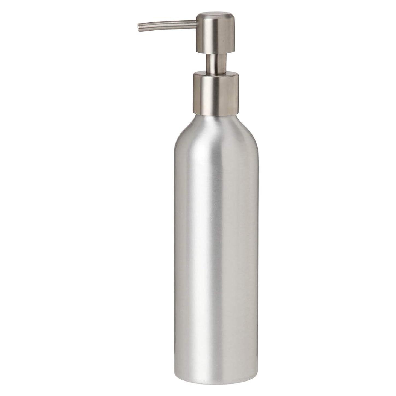 無意識亜熱帯静かにアルミポンプボトル 250mL [ オイルウォーマー オイルトリートメント オイルボトル マッサージオイル アロママッサージオイル ボディマッサージオイル ボディオイル アロマオイル ]