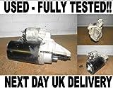 Citroen C21.1Motor de arranque gasolina 1124CC 2003–07hombre y Auto