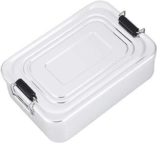 アルミ弁当箱 ランチボックス 耐熱性 携帯用屋外 キャンプ アウトドア サバイバル ピクニック 食糧 フルーツ 貯蔵容器