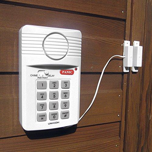 Uni-Com 65555 Garage and Shed Alarm