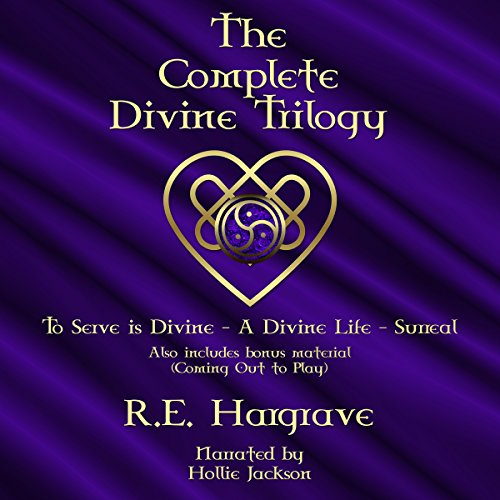The Complete Divine Trilogy audiobook cover art