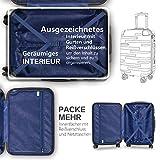 Zoom IMG-1 coolife valigia viola violett koffer