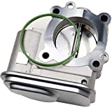 Throttle Body & Gasket IAC Idle Air Control TPS Actuator Assembly04891735AC Replacement for Chrysler 200   Dodge Avenger, Caliber, Journey   Jeep Compass, Patriot   Installation Instructions Included