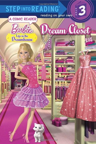 Dream Closet (Barbie: Life in the Dream House, Step into Reading: Level 3)