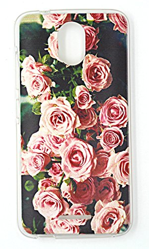 Generic Silicone Soft Shell TPU Phone Case Cover for BLU Vivo 5R Case Cover MG