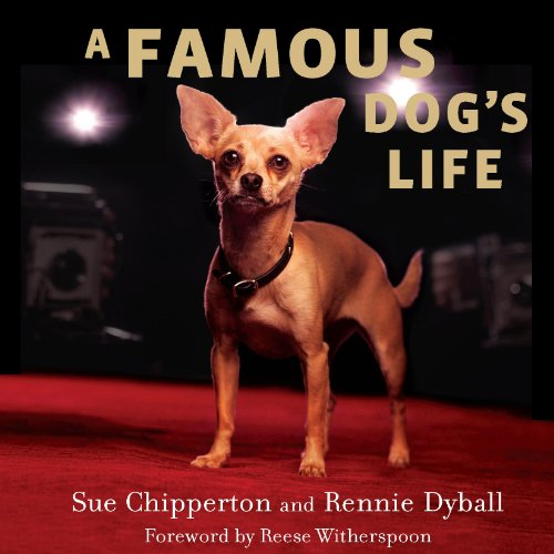 A Famous Dog's Life audiobook cover art
