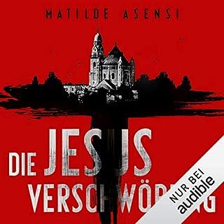 Die Jesus-Verschwörung Titelbild