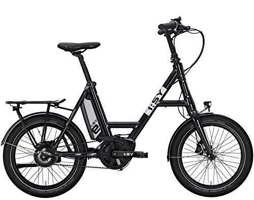 i:SY Drive N3.8 ZR 2020 - E-Bike mit Zahnriemenantrieb und stufenloser Schaltung, Farbe:Wet Asphalt