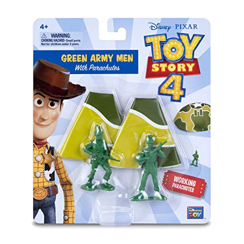 Toy Story Pack de 2 Soldados Paracaidistas (BIZAK 61234251)
