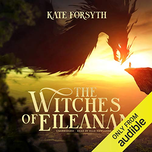 The Witches of Eileanan cover art