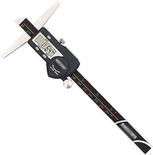 ESden 0-100 mm Regla de Acero Inoxidable para m/áquina