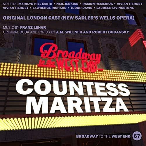 Original Cast of Countess Maritza & New Sadler's Wells Opera
