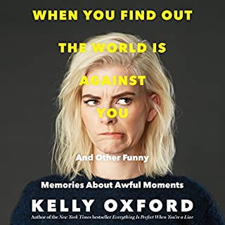 When You Find out the World Is Against You audiobook cover art