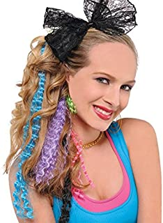 amscan Crimped Hair Extensions