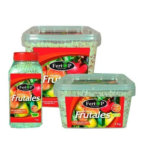 FERTOP Abono para Árboles y Arbustos Frutales, 1 kg