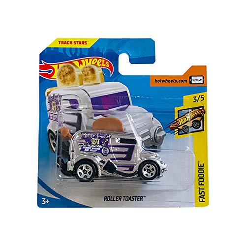 Hot Wheels Roller Toaster Fast Foodie 69/365 2018 Short Card