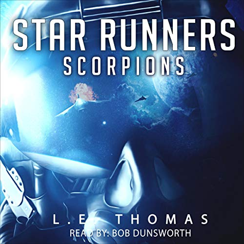 Scorpions audiobook cover art