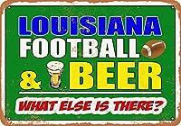 ルイジアナフットボールとビール