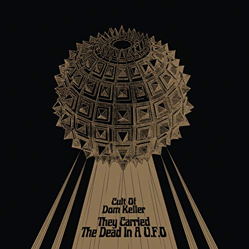 They Carried the Dead in a U.F.O. [Vinilo]