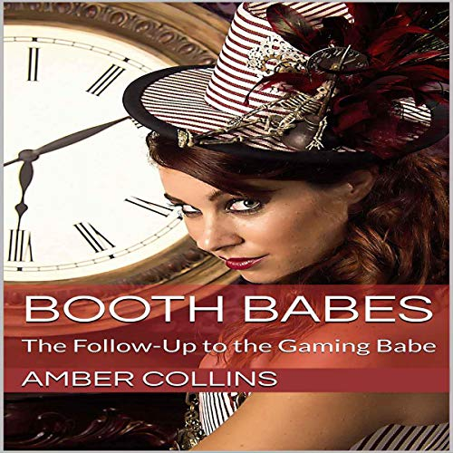 Booth Babes audiobook cover art