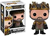 Game of Thrones Pop : Renly Baratheon Adornos coleccionables en Caja de Vinilo Juguetes de 10 CM...
