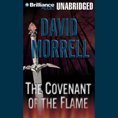 The Covenant of the Flame audiobook cover art