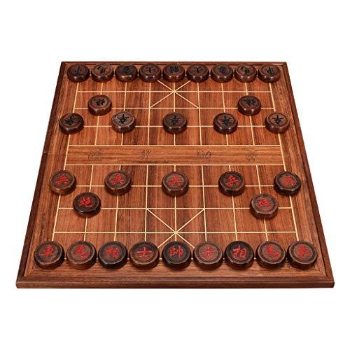Chinesisches Schach Massivholz Set