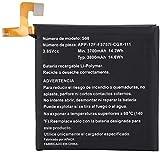 WYGUO APP-12F-F57571-CGX-111 S60 Reemplazo de la batería del teléfono móvil para Caterpillar Cat S60 Mobile Phone(3.85V 3700mAh)