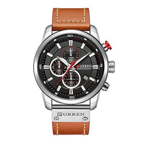 Reloj - Curren - Para  - BIY8911707304198TC