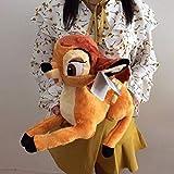 35cm Cartone Animato Little Deer Bambi Peluche Regalo di Compleanno del Giocattolo dell'animale di Peluche per i Bambini