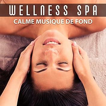 Wellness spa - Calme musique de fond pour atteindre le bien-être, Massage, Soin d'hydrothérapie, Bain de vapeur, Sauna, Douce gymnastique aquatique, Yoga