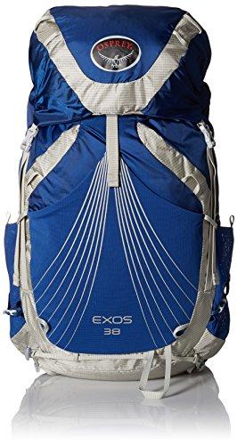 Osprey Packs Exos 38 Backpack (2017 Model), Pacific Blue,...