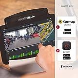 SportPlus Ergometer, ca. 9 kg Schwungmasse, Benutzergewicht bis 120 kg, geprüft nach EN ISO 20957-1, 957-5, mit optionaler Smartphone-Steuerung über Cardiofit App, SP-HT-9800-iE - 6