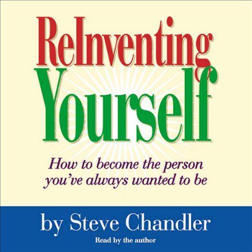 ReInventing Yourself audiobook cover art