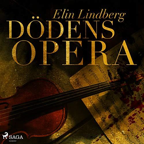 Dödens opera audiobook cover art