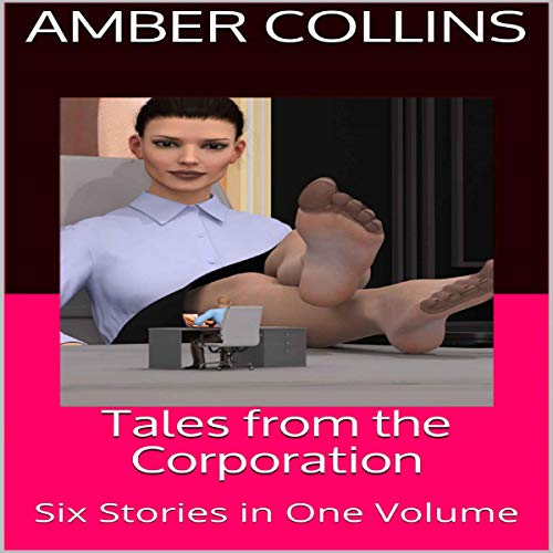 Tales from the Corporation Audiobook By Amber Collins cover art