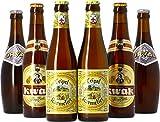 Assortiment de bières - Idée cadeau (Assortiment 6 bières belges)