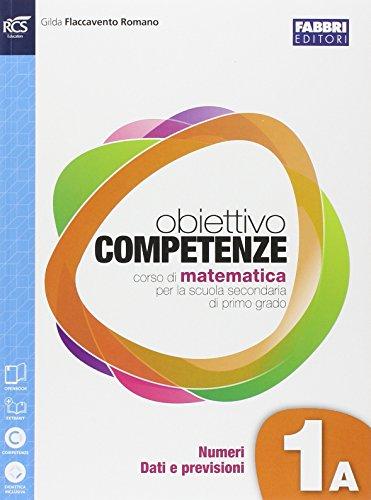 Obiettivo competenze. Vol. 1A-1B-Quaderno. Per la Scuola media. Con e-book. Con espansione online