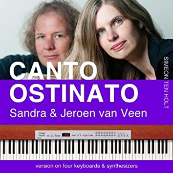 Canto Ostinato: Version On Four Keyboards & Synthesizers