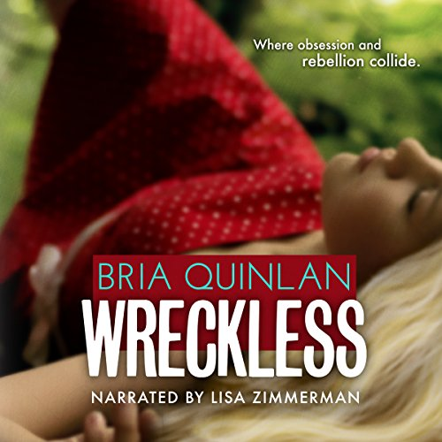 Wreckless audiobook cover art