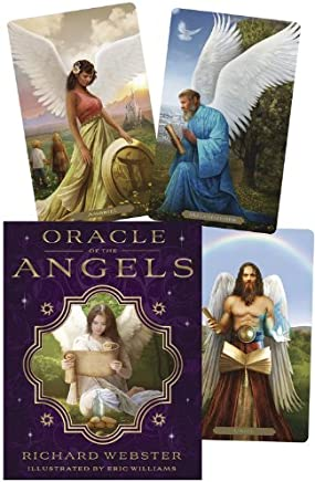 Oracle of the Angels by Richard Webster Eric Williams(2014-09-08)