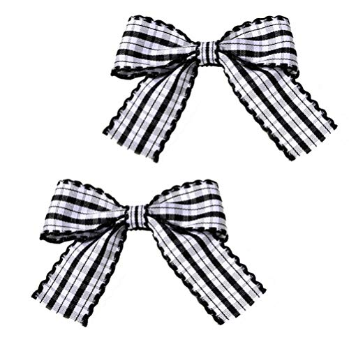FRCOLOR 2 Piezas de Horquillas para El Cabello Pinzas para El Pelo Pinzas de Cocodrilo Accesorios para El Cabello para Niñas Y Mujeres